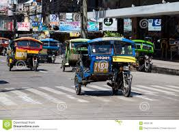 philippines taxi tricycle motor taxi philippines editorial stock photo image