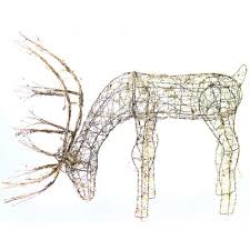 reindeer figurines you ll wayfair ca