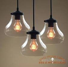 Ceiling Fan Light Shade Replacement Clear Glass Pendant Light Shades Clear Glass Pendant Light