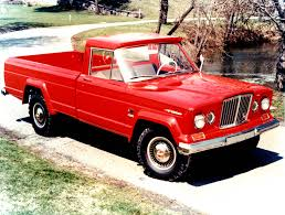 amc jeep truck jeep heritage 1965 jeep j 2000 and j 3000 truck the jeep blog