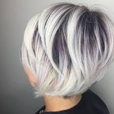 pictures of womens short dark hair with grey streaks best 25 short platinum blonde hair ideas on pinterest short