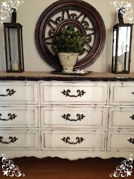 vintage country style get inspired before u0026 after dresser using