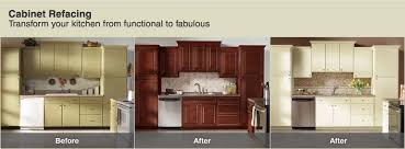 kitchen cabinet refacing at home depot reface your kitchen cabinets at the home depot kitchen