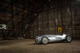 nissan infiniti 2017 news infiniti prototype 9 envisions a retro racer from the 1940s