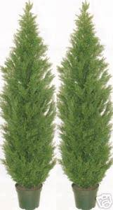Outdoor Topiary Trees Wholesale - artificial potted plants for outdoors ornamental cedar trees