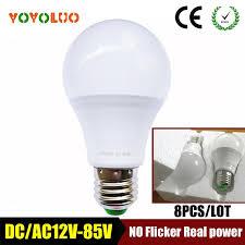 24v led light bulb yoyoluo led l smd led e27 bulb dc 12v 24v 36v 48v bulb 3w 6w 9w