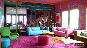 Home Color Design - Colorful home interior design