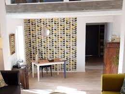 papier peint de bureau une maison alsacienne retrouve charme lumière et couleur maison