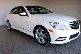 mercedes e class 2013 used 2013 mercedes e class for sale pricing features