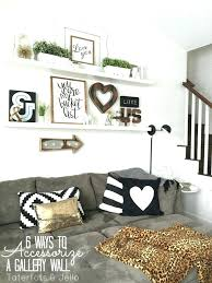ways to decorate a living room how to decorate shelves in living room built in media cabinet modern