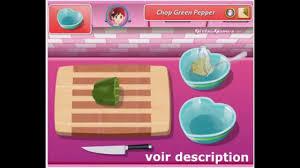 jeux de cuisine a faire ma fille adore visiter la page girlizz com