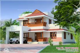 Traditional Style Home by New Modern Traditional Style Home Design With 4 Bedrooms Kerala