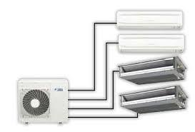 types of heat pumps heat pump