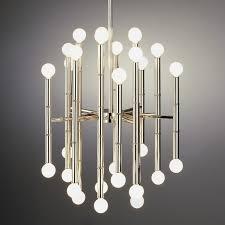Modern Lighting Meurice Chandelier Modern Lighting Jonathan Adler