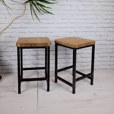 Modern Industrial Furniture by 7 Best Industrial Style Side Tables By Escafell Custom Furniture