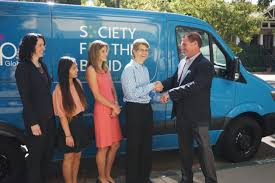 Car For The Blind Society For The Blind Launches Mobile Low Vision Services And
