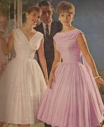 1960 party dresses carla at home