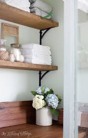 Wooden Shelf Building by Best 25 Laundry Room Shelves Ideas On Pinterest Laundry Room