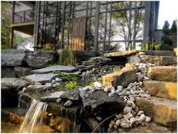 backyards modern creative backyard fountains and ponds ideas 10
