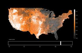 Monarch Migration Map Ebird Launches New Animated Migration Maps Aba Blog