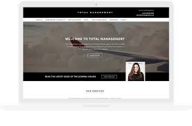 web design for luxury event travel and lifestyle agency
