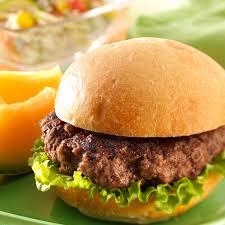teriyaki beef burgers recipe taste of home