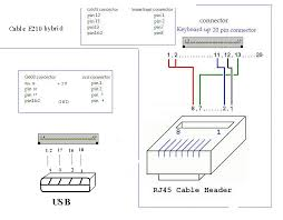 wiring diagram for usb to rj45 wiring diy wiring diagrams manual