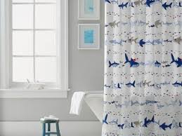 Shark Bedroom Curtains Shark Bedroom Curtains Shark Parade Shower Curtain Pottery Barn