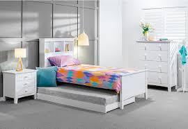 Addison  Piece Single Bedroom Suite Super Amart Home Of Kids - Kids bedroom packages