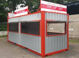 shipping container services sales rentals