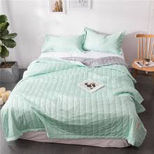 Grey Quilted Comforter Compare Prices On White Grey Comforter Online Shopping Buy Low