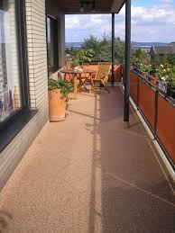 steinteppich balkon terrasse balkon treppe steinteppich kassel bogisch bausysteme