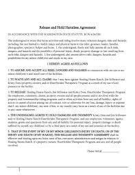 free non disclosure agreement template uk 41 free hold harmless agreement templates free free template hold harmless agreement template 32