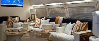 how to start an interior design business andrew winch designs aircraft completion