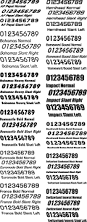 motocross racing numbers race car number fonts design pinterest number fonts fonts