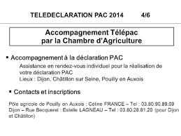 chambre d agriculture dijon réunions d information pac ppt télécharger