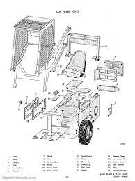 wiring diagram for bobcat 610 skid steer wiring wiring diagrams