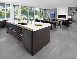 kitchen floor tiling ideas gray kitchen floor tile visionexchange co