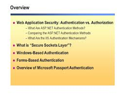 session 11 security with asp net ppt video online download