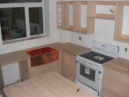 painting unfinished kitchen cabinets fabulous how to paint unfinished cabinets for unfinished kitchen