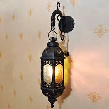 Mediterranean Wall Sconces Mediterranean Wall Sconce Lamp Lantern Light Coffee Bar Balcony