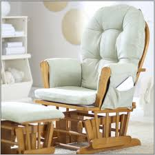 Gliding Rocking Chair Glider Rocking Chair Replacement Cushions Chairs Home