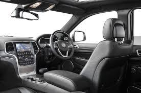 jeep grand cherokee dashboard jeep grand cherokee u0027summit u0027 edition on sale from 75 000