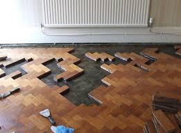 oak block flooring renovation repairing blocks wooden floors