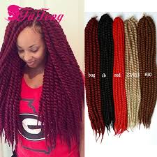 hairstyles with xpression braids 22 inch havana mambo twist crochet braids xpression braiding hair
