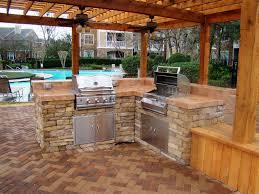 backyard kitchens back yard kitchen ideas awesome download backyard kitchens