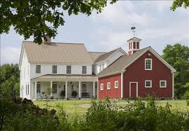 new england farmhouse new houses being built with classic new england style