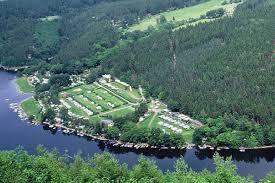 Bleilochtalsperre Baden Campingplatz Stauseeregion Hohenwarte Thüringen