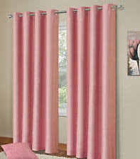 Fuchsia Pink Curtains Pink Curtains And Blinds Ebay