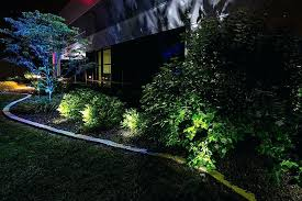 Led Landscape Tree Lights Led Well Landscape Light Landscape Well Lights Lighting Experts